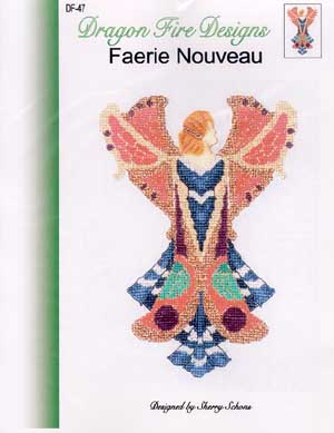 click here to view larger image of Faerie Nouveau (chart)
