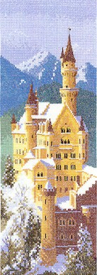 click here to view larger image of Neuschwanstein Castle - International Collection (chart)