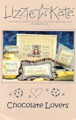 click here to view larger image of Chocolate Lovers (chart)