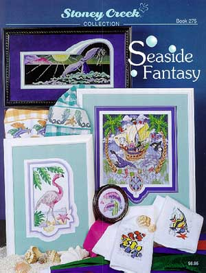 click here to view larger image of Seaside Fantasy (book)