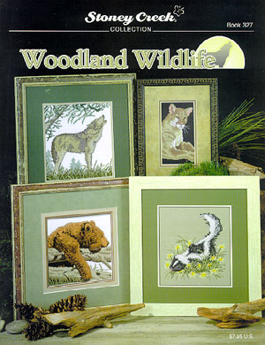 click here to view larger image of Woodland Wildlife  (book)