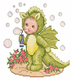 click here to view larger image of Dragon Baby (chart)