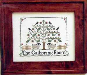 click here to view larger image of Gathering Room, The (chart)