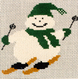 click here to view larger image of Simply...Winter Snowman (chart)