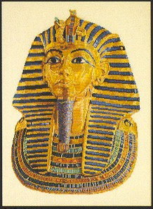 click here to view larger image of Tutankhamen - Aida (counted cross stitch kit)