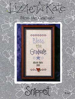 click here to view larger image of Bless the Graduate - Snippet (chart (special))