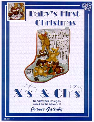 click here to view larger image of Baby's First Christmas (chart)