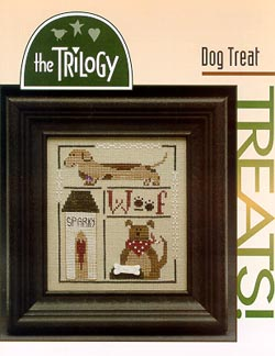 click here to view larger image of Dog Treat (chart)