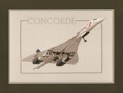 click here to view larger image of Concorde (chart)