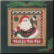 click here to view larger image of Holly Jolly Season (button-bead kit)