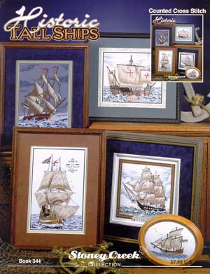 click here to view larger image of Historic Tall Ships (chart)