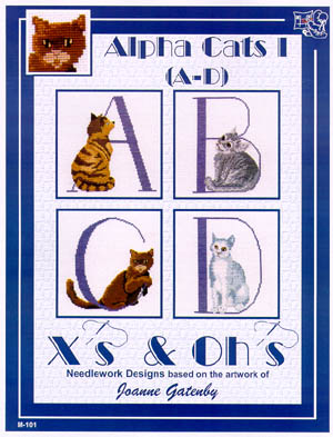 click here to view larger image of Alpha Cats (A-D) (chart)