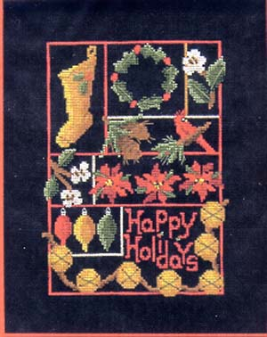 click here to view larger image of Holiday Sampler (chart)