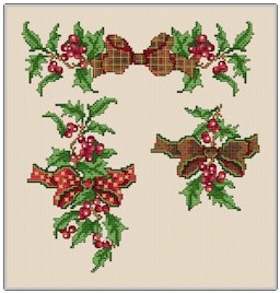 click here to view larger image of Christmas 01 (chart)