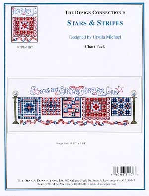 click here to view larger image of Stars & Stripes (chart)