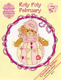 click here to view larger image of Roly Polys-February (Cherished Teddies) (chart)