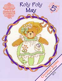 click here to view larger image of Roly Polys-May (Cherished Teddies) (chart)