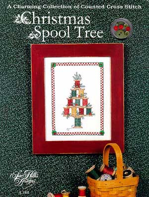 click here to view larger image of Christmas Spool Tree (chart)
