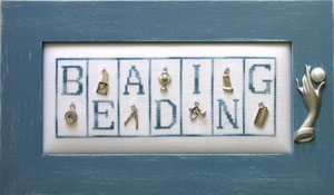 click here to view larger image of Beading - Mini Blocks (chart with charms/buttons)