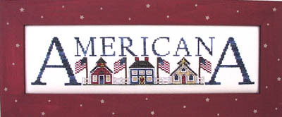 click here to view larger image of Americana (chart with charms/buttons)