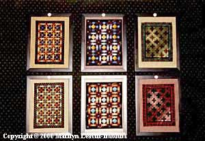 click here to view larger image of Amish Shadow Quilts (chart)
