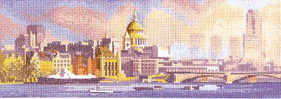 click here to view larger image of London Skyline (chart only) (chart)