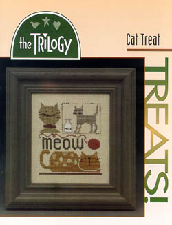 click here to view larger image of Cat Treat (chart)