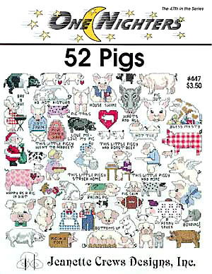 click here to view larger image of 52 Pigs (chart)
