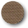 click here to view larger image of Canvas - 10ct Deluxe Mono - Brown  (fabric)