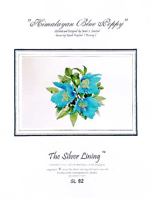 click here to view larger image of Himalayan Blue Poppy (chart)