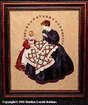 click here to view larger image of Quiltmaker, The (chart)