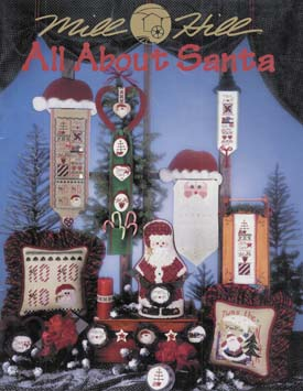 click here to view larger image of All About Santa (chart)