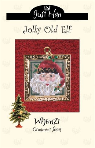 click here to view larger image of Jolly Old Elf (chart)