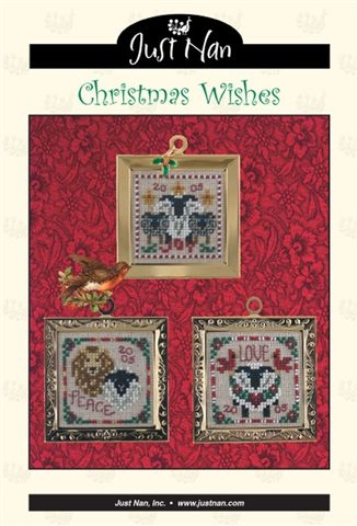 click here to view larger image of Christmas Wishes (chart)