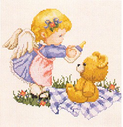 click here to view larger image of Angel Baby (chart)
