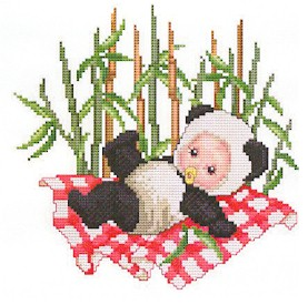 click here to view larger image of Panda Baby (chart)