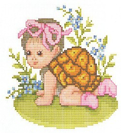 click here to view larger image of Turtle Baby (chart)