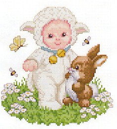 click here to view larger image of Lamb Baby (chart)