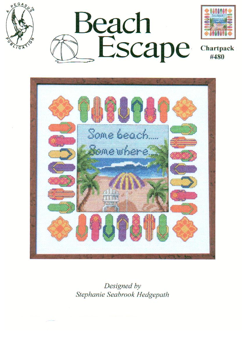 click here to view larger image of Beach Escape (chart)
