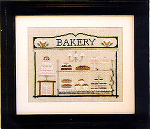 click here to view larger image of Bakery, The (chart)