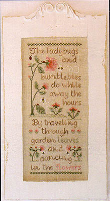 click here to view larger image of Ladybugs and Bumblebees (chart)