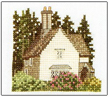 click here to view larger image of British Cottages  (chart only) (chart)