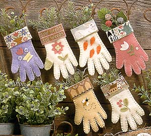 click here to view larger image of Garden Gloves (chart)
