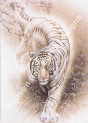 click here to view larger image of Oriental  Tiger (chart)