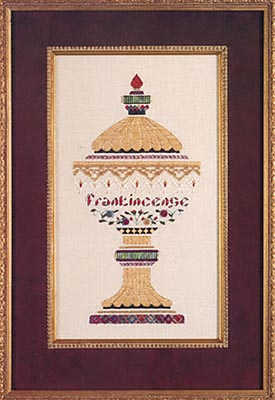 click here to view larger image of Frankincense Sampler (chart)