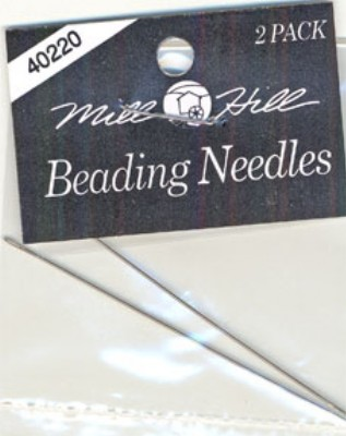 click here to view larger image of Mill Hill  Beading Needle (needles)