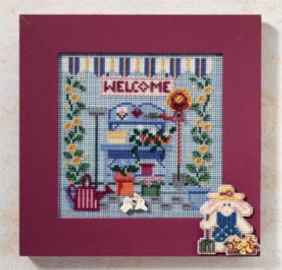 click here to view larger image of Garden Shed (button-bead kit)