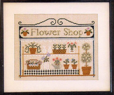 click here to view larger image of Flower Shop, The (chart)