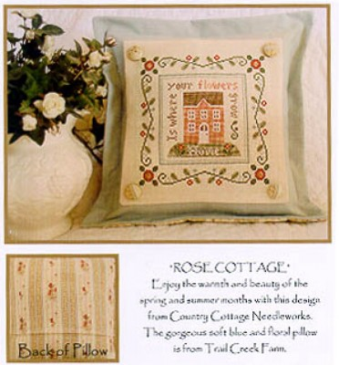 click here to view larger image of Rose Cottage (chart)