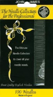 click here to view larger image of Professional Needle Collection  (needles)